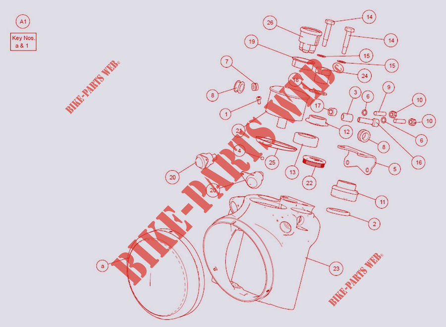 PHARE pour Royal Enfield BULLET TRIALS 500 EURO 4